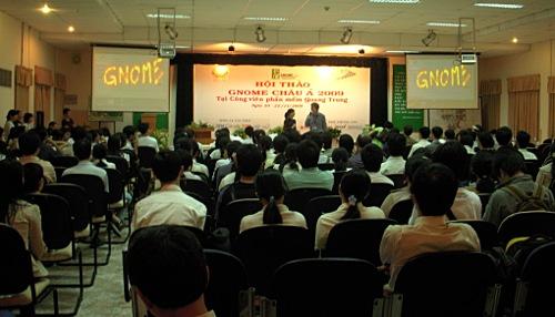 2009年越南GNOME亚洲峰会