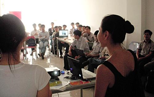 2009年越南GNOME亚洲峰会研讨会