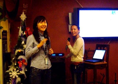 北京GNOME用户组的主席Emily Chen