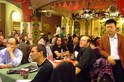 BLUG和BGUG的首次合办的活动,会中有超过60个来自BLUG和BGUG的成员参加!